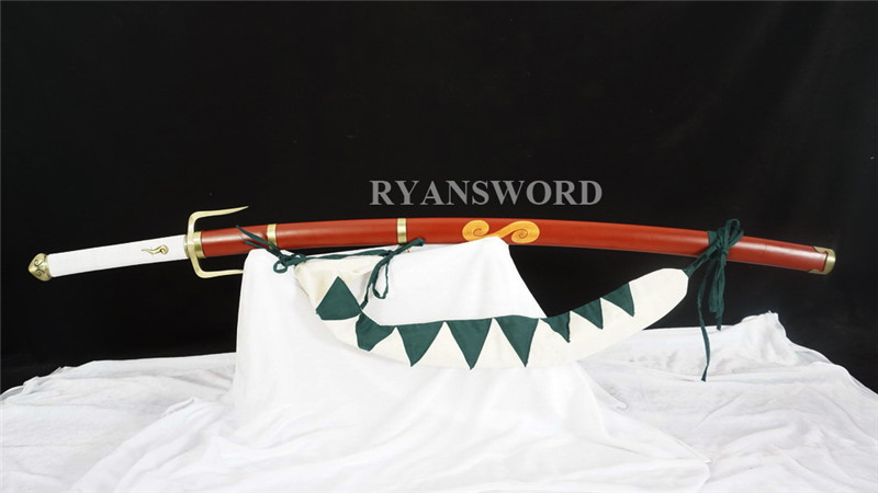 Reproduction of Mugen's sword