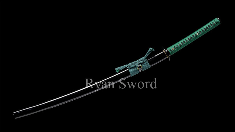 Iaito 1060 Carbon Steel Katana Unsharp Dull Full Tang--Ryan1313
