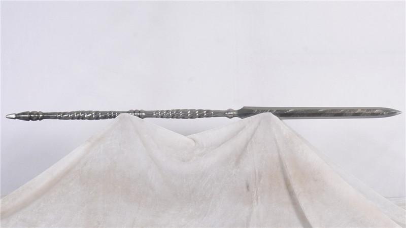 Handmade Spear 1095 High Carbon Steel Folded 41