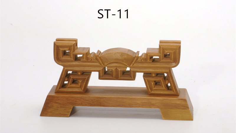 Wood Display Stand for Chinese Sword