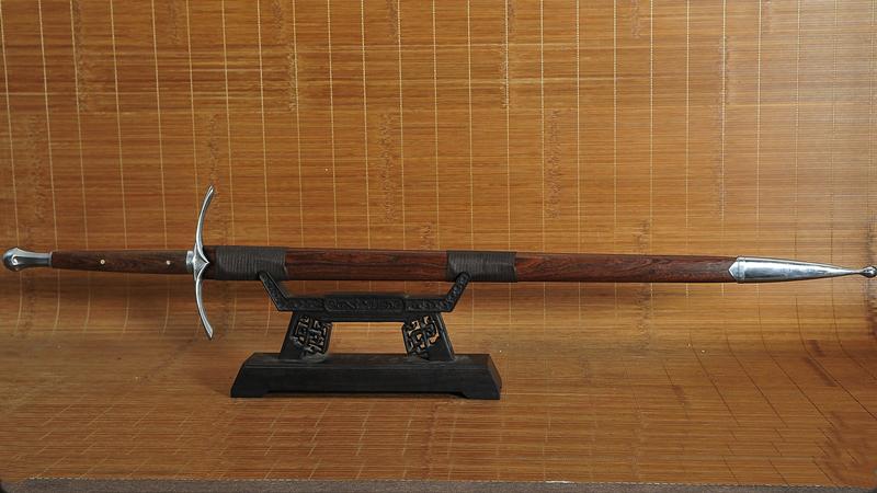 Handmade Glamdring Sword European Sword 1095 Folded Steel--Ryan1405