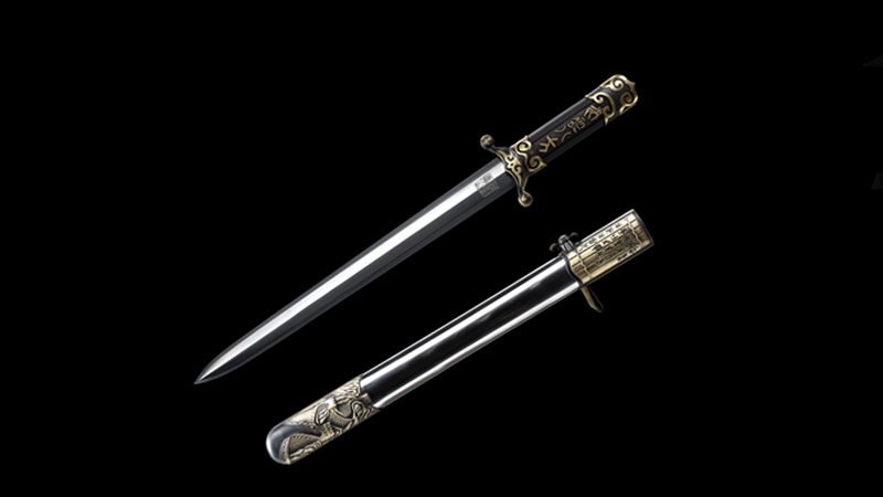 General Sword Stainess Steel Scabbard Handmade--sgl7126