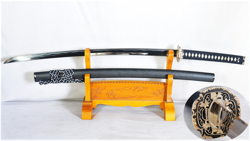 High End Tamahagane katana Japanese Sword Fine Finish Polishing--Ryan1179