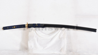 Shihozume Structure Katana Japanese Sword Hand Abrsived Battle Ready--Ryan732