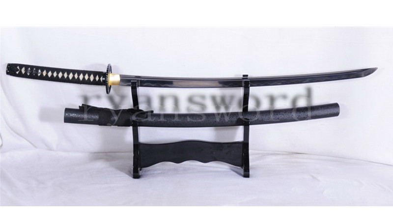 Last Samurai Sword Katana Japanese Sword Honsanmai Clay Tempered Battle Ready--Ryan817