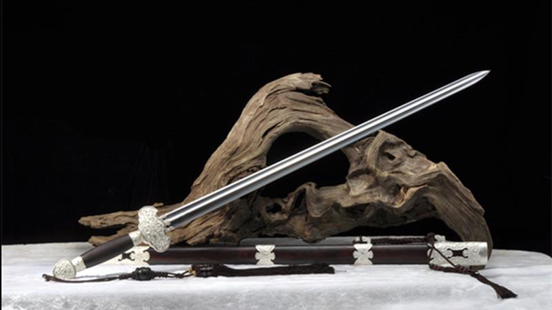 Mo Ye Jian Artwork of Master Shen Xinpei Handmade Chinese Sword--sgl1003