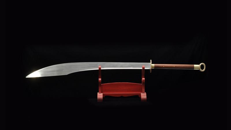 Qian Kun Bagua Dao Handmade Chinese Sword Sharp--sgl9018